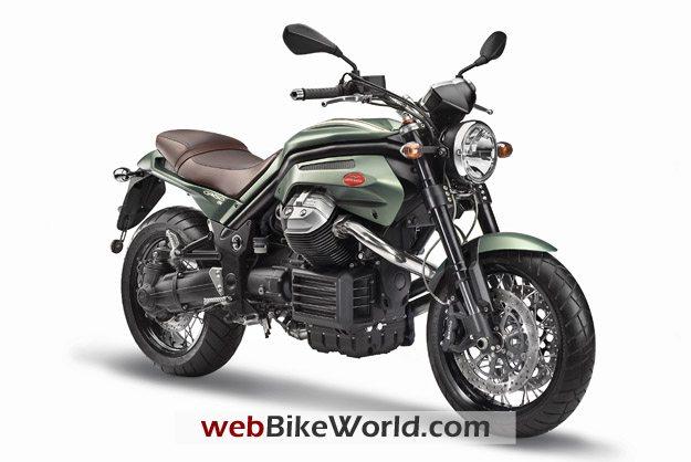 2009 Moto Guzzi Griso 8V SE