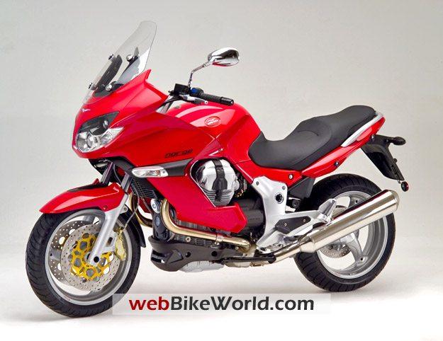 2009 Moto Guzzi Norge 1200 and 850