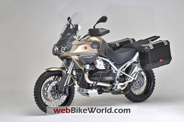 2009 Moto Guzzi Stelvio 1200 4V TT