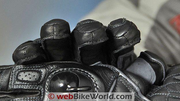 Alpinestars Storm Rider Gloves - Fingertips