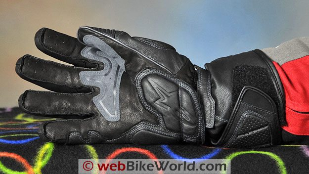 Alpinestars Storm Rider Gloves - Palm