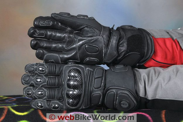 British Motorcycle Gear BMG Thermosport Winter Motorcycle Gloves