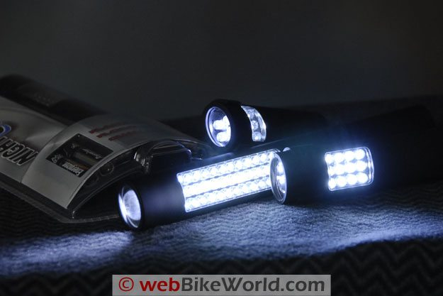 Bayco Nightstick - LED Lights