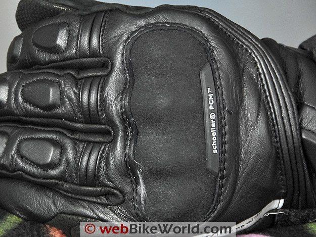REV'IT! Kelvin Gloves - Knuckle Protector