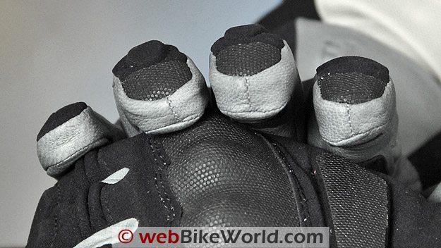 REV'IT! Tempest H2O Gloves - Fingertips Close-up