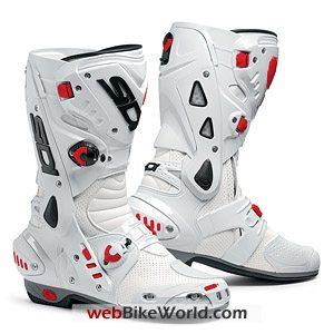 Sidi Vortice Air Boots - White