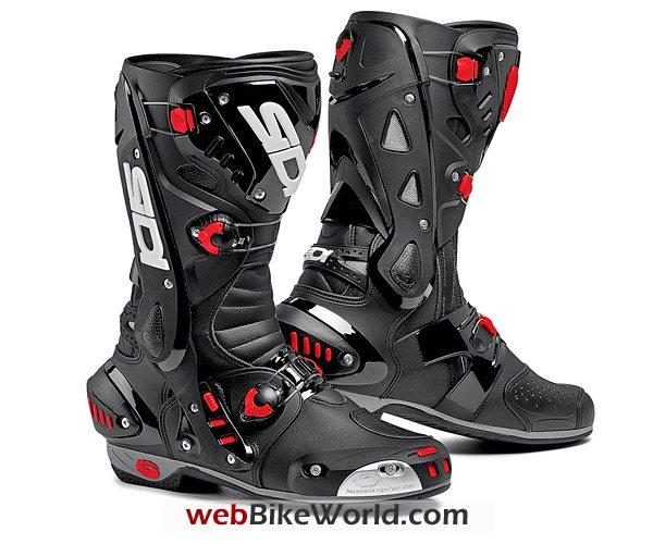 Sidi Vortice Boots - Black