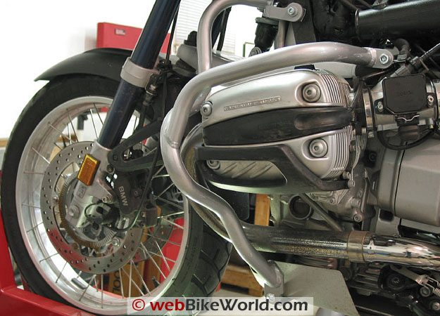 Motorcycle Crash Bars - SW-MOTECH brand