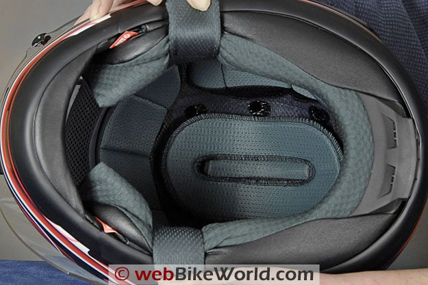 Arai Corsair V Helmet Liner