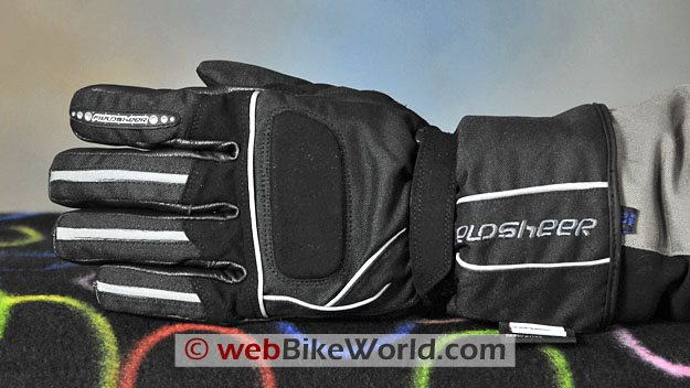 Fieldsheer Aqua Sport Gloves - Top View