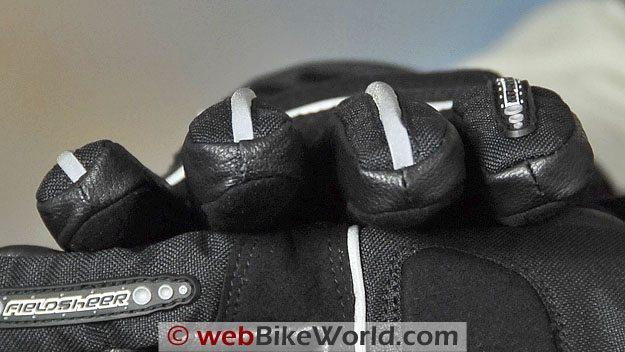 Fieldsheer Aqua Sport Gloves - Fingertips