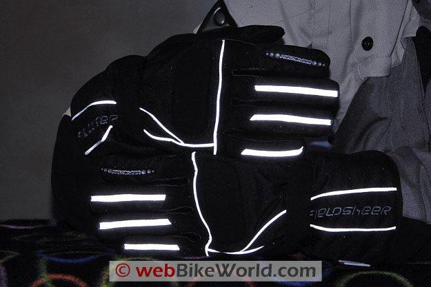 Fieldsheer Aqua Sport Gloves - Phoslite Reflective