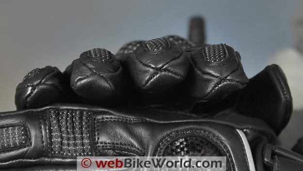 Firstgear Carbon Heated Gloves - Fingertips