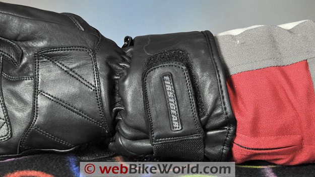 Firstgear Carbon Heated Gloves - Gauntlet