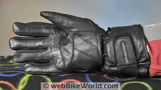 Firstgear Carbon Heated Gloves - Palm