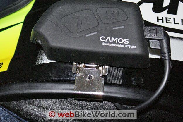 IMC Camos BTS 300 Intercom - Mounting Bracket Under Unit