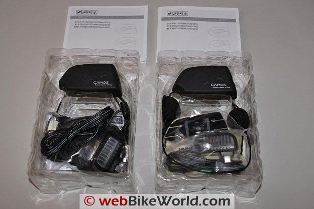 IMC Camos BTS 300 Intercom - Two Intercoms
