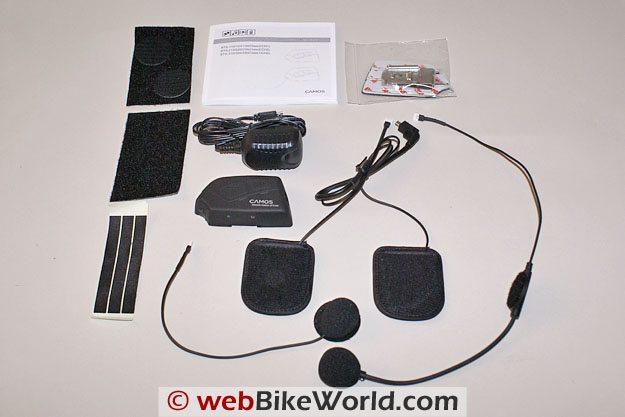 IMC Camos BTS 300 Intercom - Parts