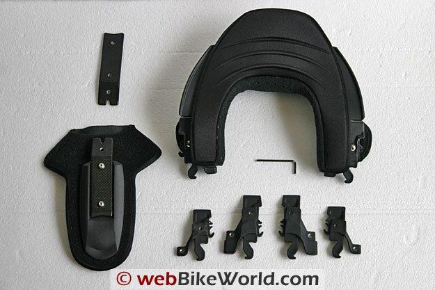 Leatt Brace Parts