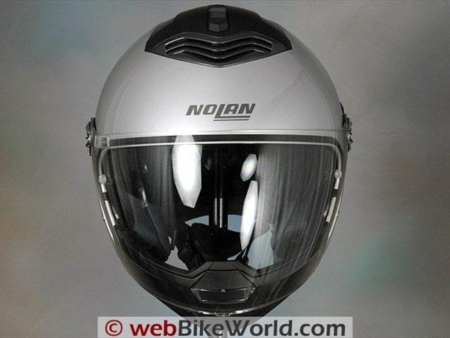 """b12bee06 Nolan N43 """"Air"""" Motorcycle Helmet Review"""