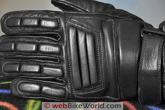 Olympia Ultima I Gloves - Back of Hand