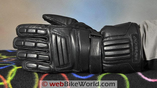 Olympia Ultima I Gloves - Back Side