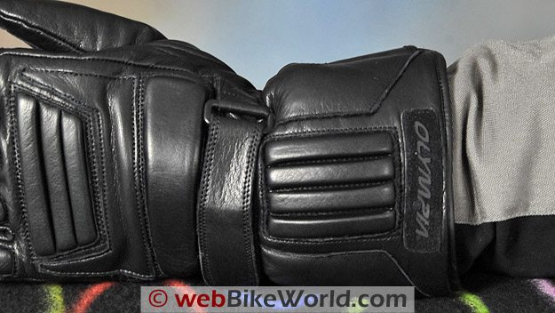 Olympia Ultima I Gloves - Gauntlet