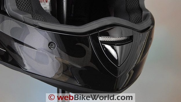 Shark Evoline Helmet - Chin Vent