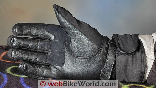 SHIFT Torrent SS Waterproof Motorcycle Gloves - Palm