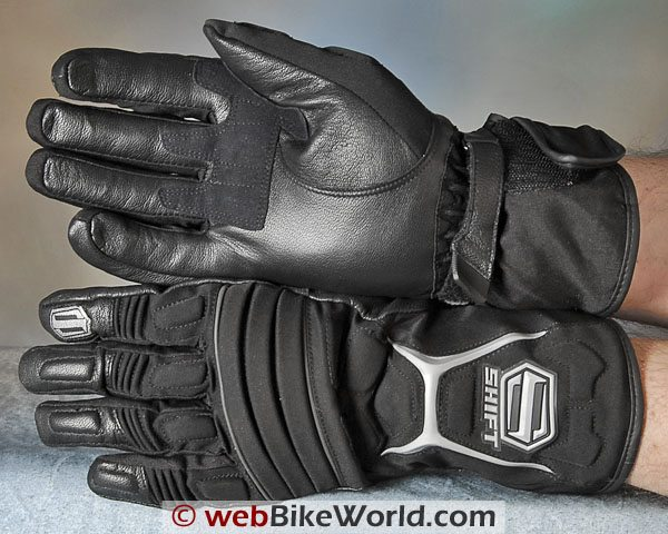 SHIFT Torrent SS Waterproof Motorcycle Gloves