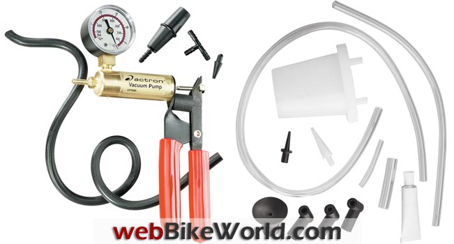 Bleeding Motorcycle Brakes Webbikeworld