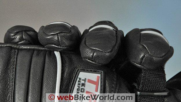 Firstgear Glacier Gloves - Fingertips