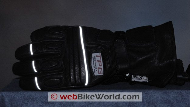 Firstgear Glacier Gloves - Reflectivity