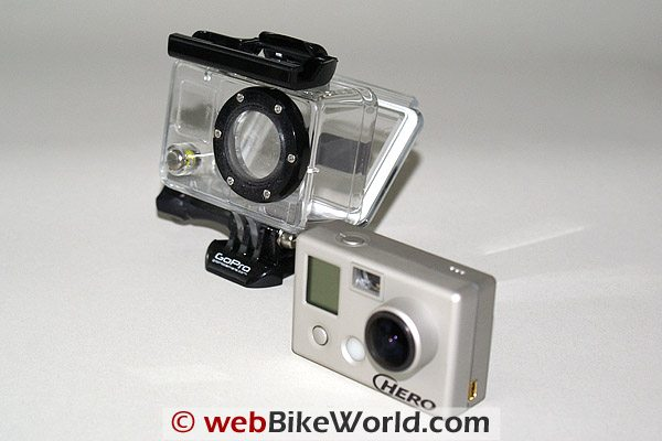 GoPro Wide Camera and Waterproof Housing