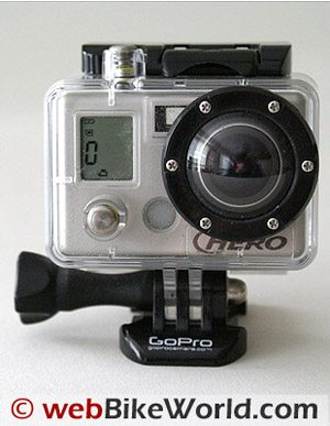 GoPro Wide Camera With LCD Menu