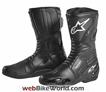 Triumph Alpinestars AS2 Boots