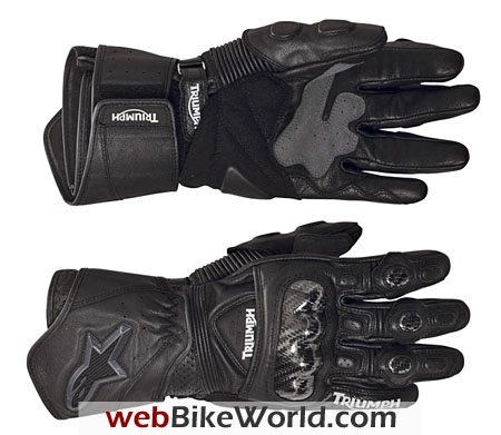 Triumph Alpinestars AS1 Gloves