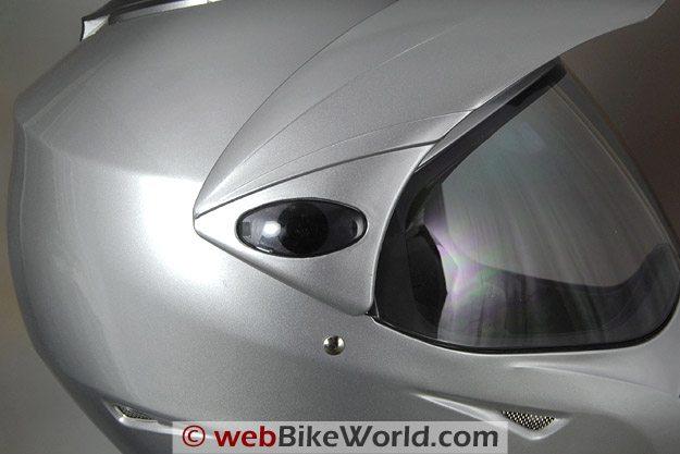 AFX FX-37 DS Helmet Visor Removal