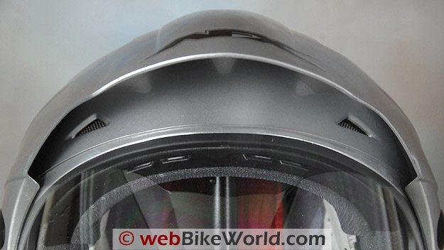 AFX FX-37 DS Helmet - Front Vents