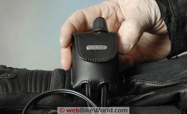 Gerbing's Hybrid Gloves - Heat Controller Belt Pouch