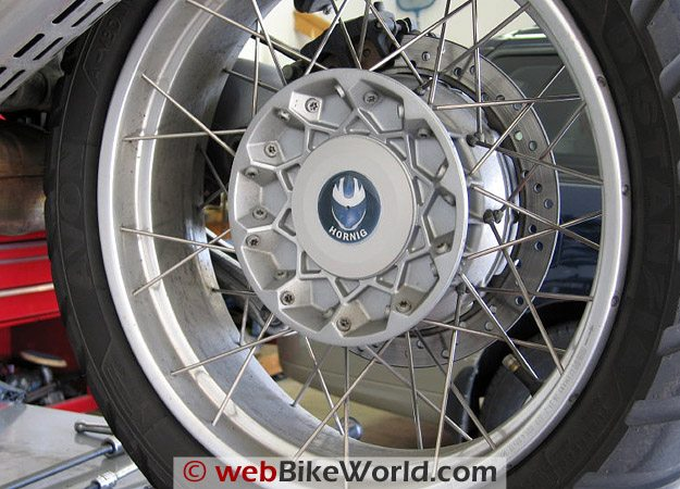 Hornig BMW Wheel Cover