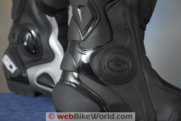 Sidi B2 Boots - Inside Ankle Protector