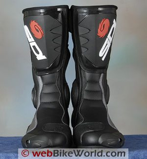 Sidi B2 Boots - Front View