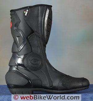 Sidi B2 Boots - Inside View