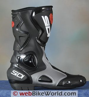 Sidi B2 Boots - Outside View