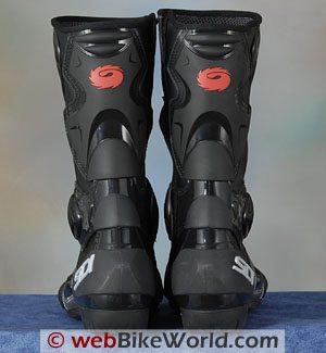 Sidi B2 Boots - Rear View