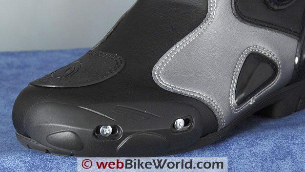 Sidi B2 Boots - Toe Slider