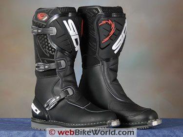Sidi Discovery Boots Review webBikeWorld