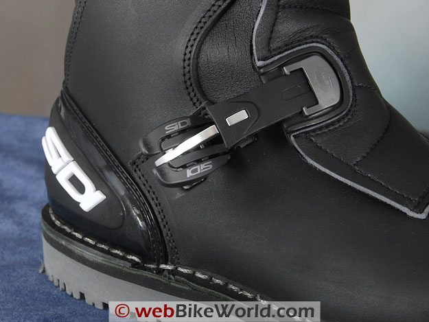Sidi Discovery Rain Boots - Cam Lock Buckle System
