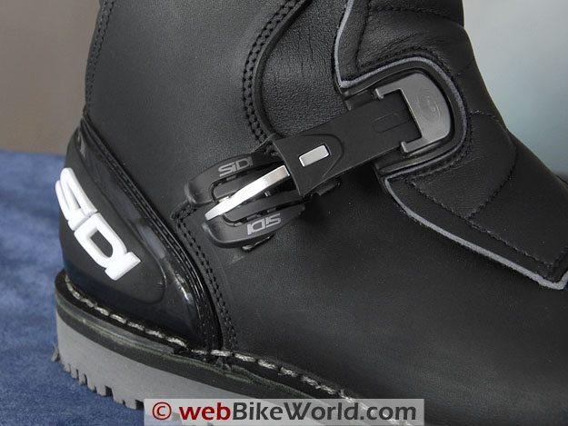 Sidi Discovery Rain Boots - Cam Lock Buckle System